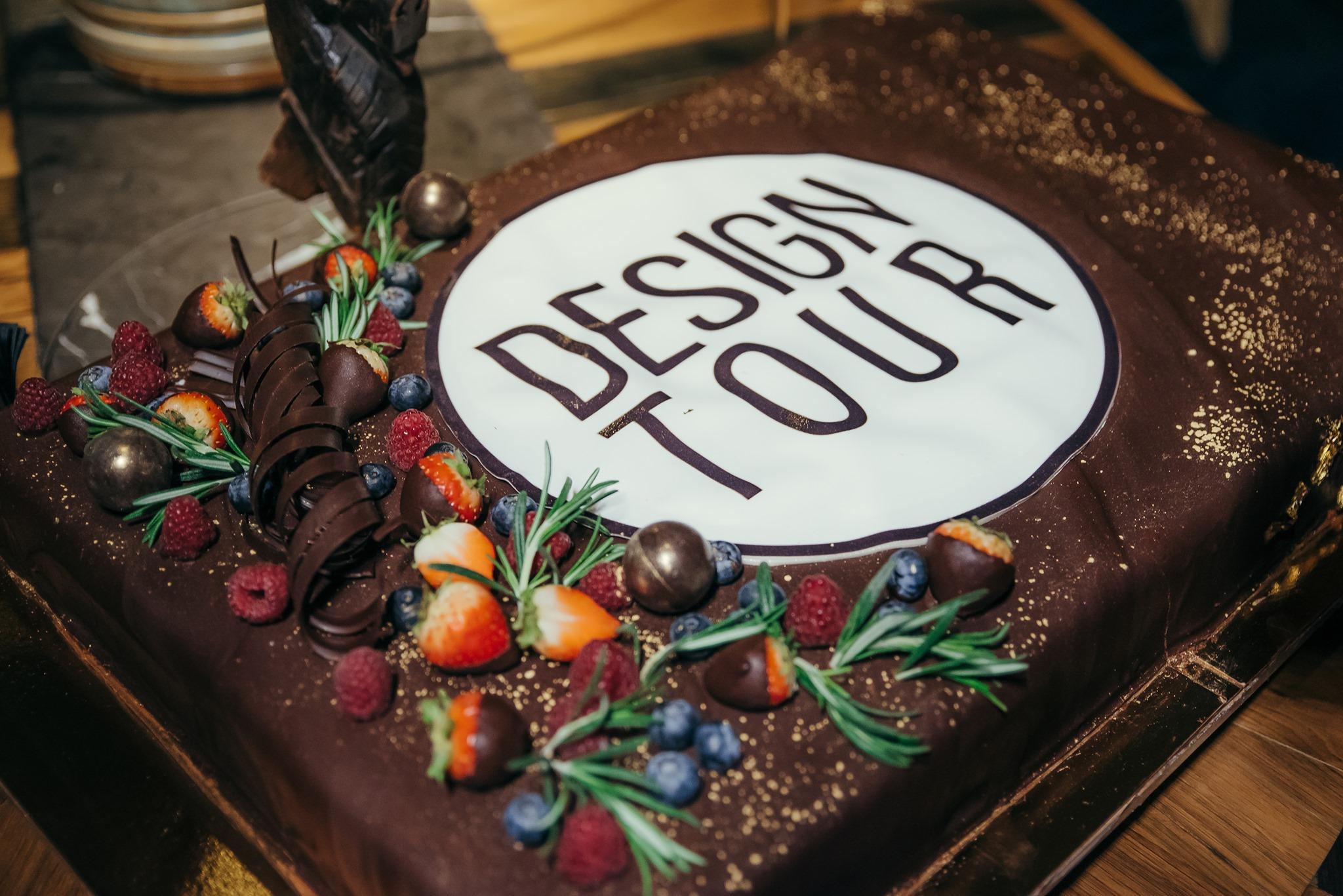 Трехлетие теле-шоу Design Tour в ресторане NAM