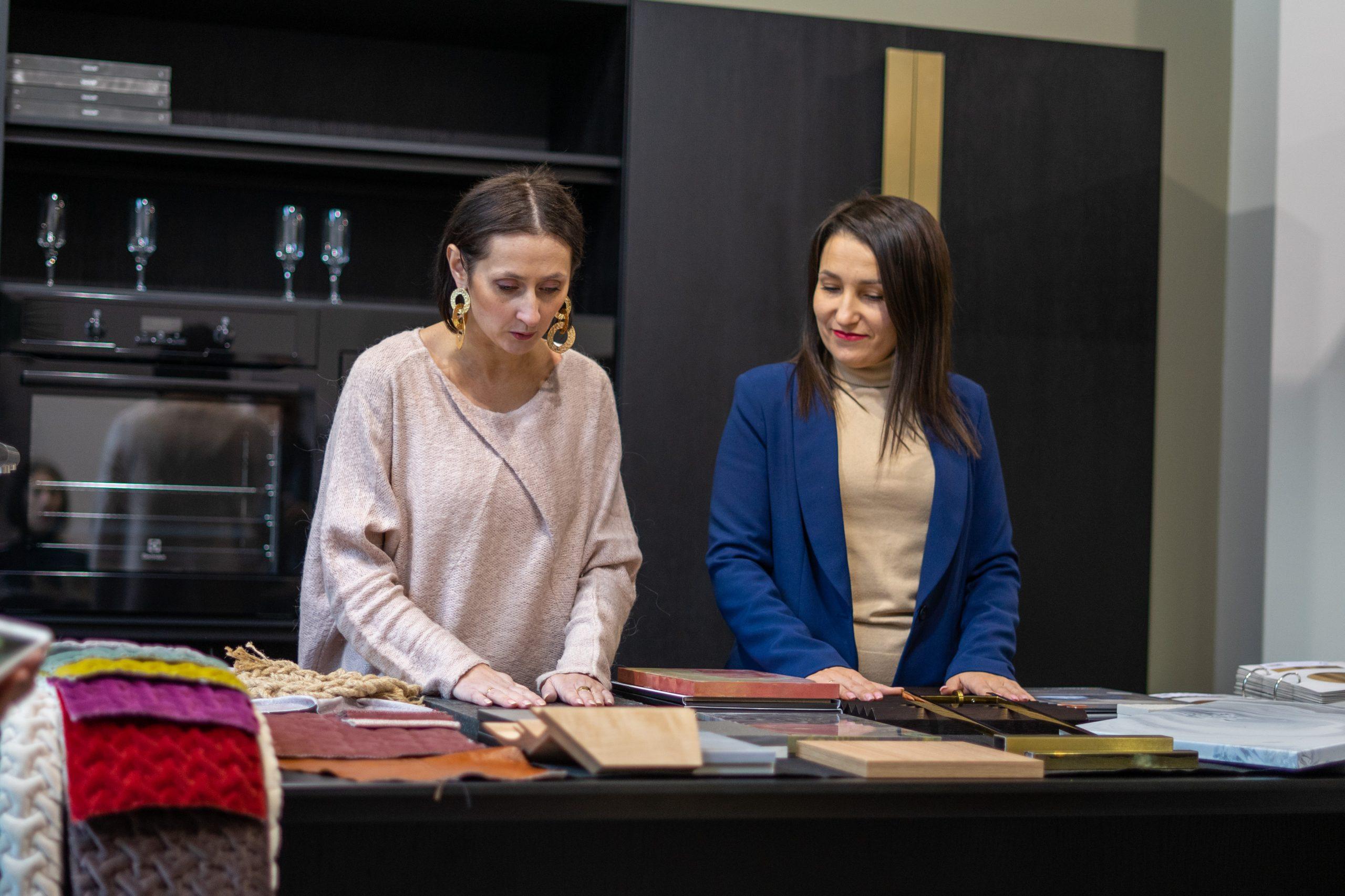 Ольга Найда, TRY Design и Наталья Донченко, DONNA