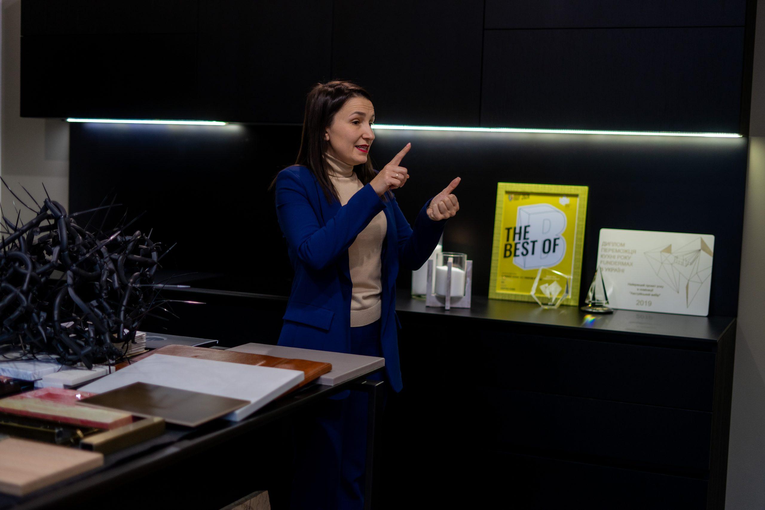Наталья Донченко, соосновательница фабрики DONNA
