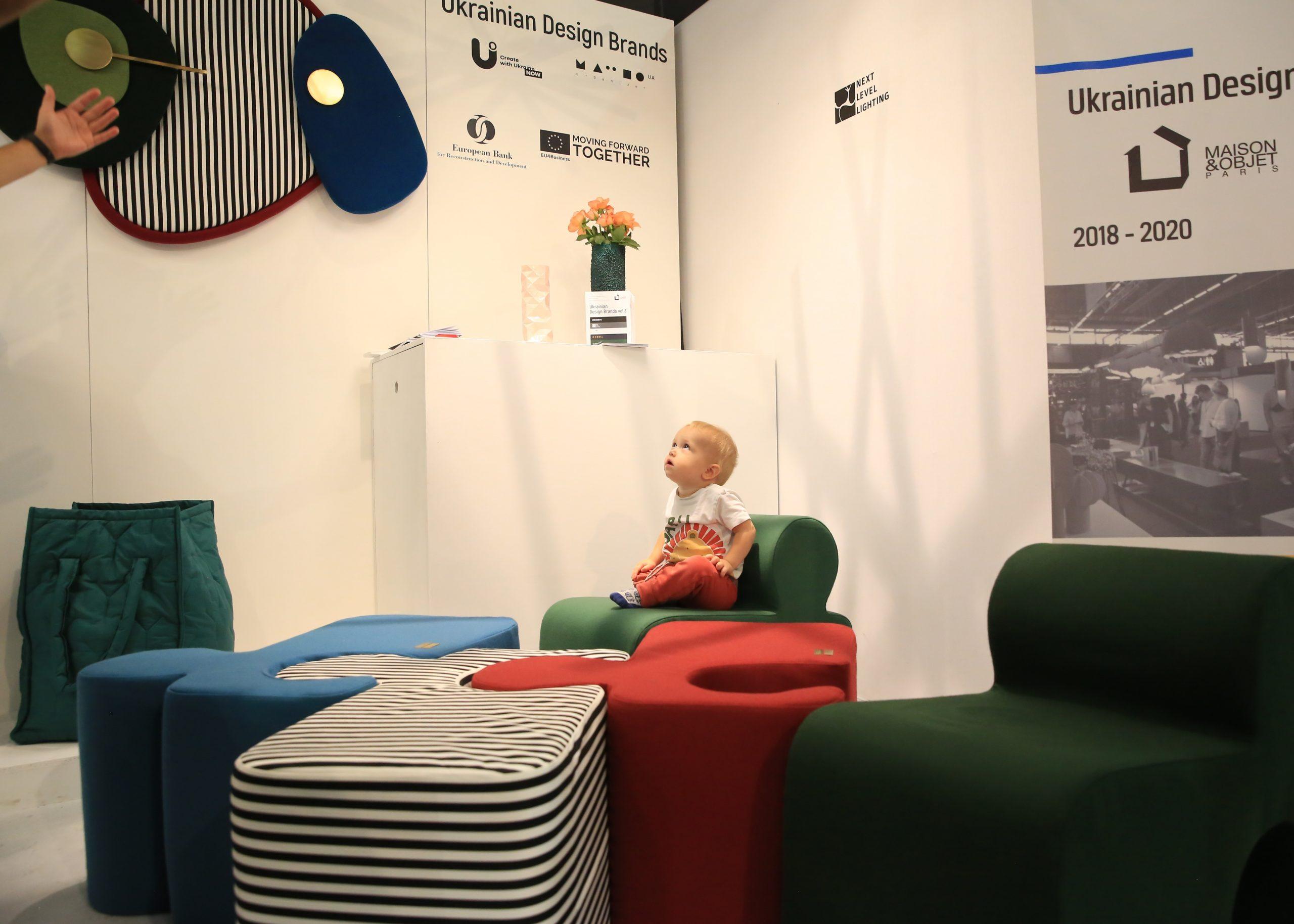 Maison & Objet-2020, Париж